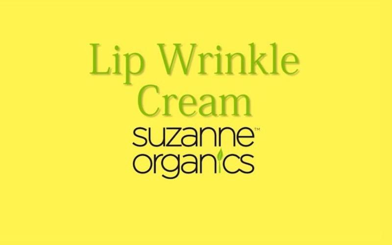 Lip Wrinkle Cream