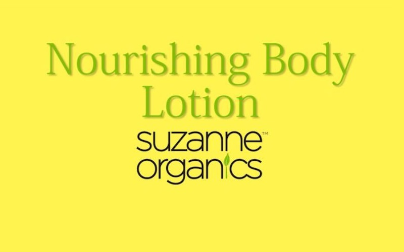 Lemon Verbena Nourishing Body Lotion