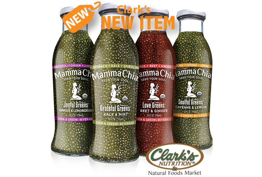 Mamma Chia - Organic Chia & Greens Beverages
