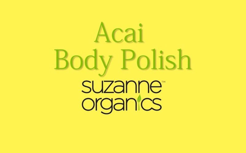 Acai Exfoliating Body Polish