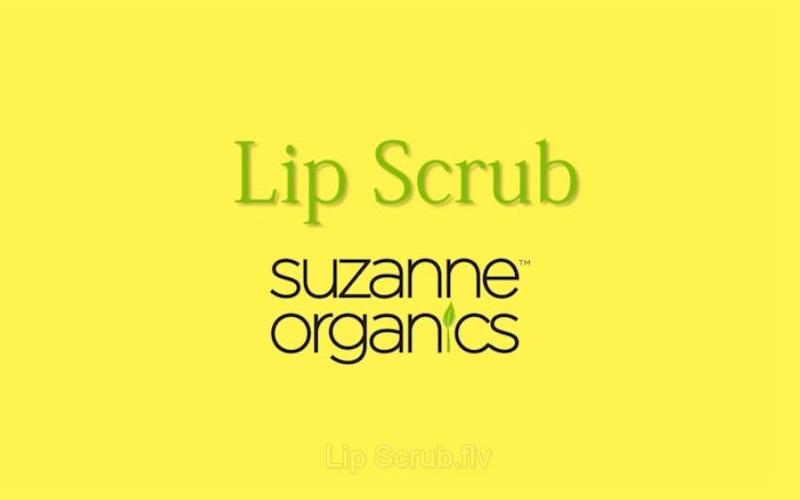 Wild Orange Vanilla Lip Scrub