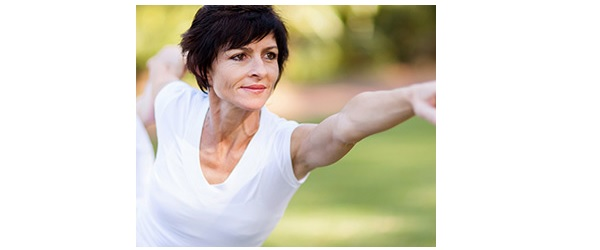 Practice Brings Balance to Women with Bone Disease