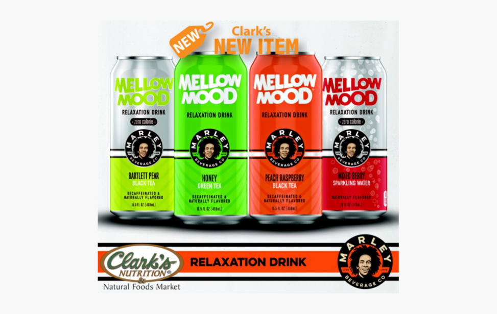 Marley's Relaxation Drinks
