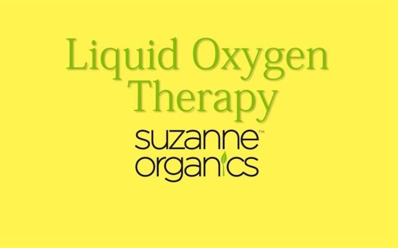 Liquid Oxygen Therapy Facial Serum
