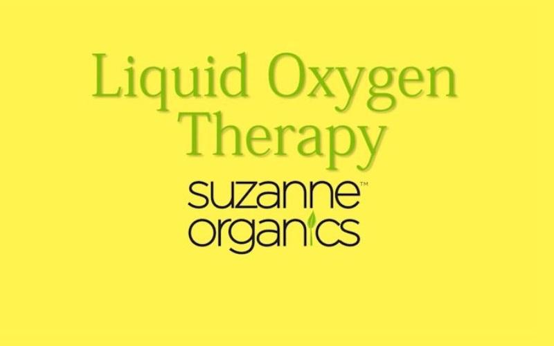 Liquid Oxygen Therapy Facial Serum