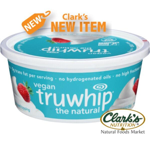 TruWhip Vegan Whipped Topping