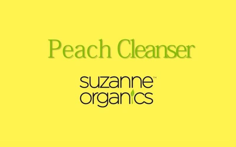 Exfoliating Peach Cleanser