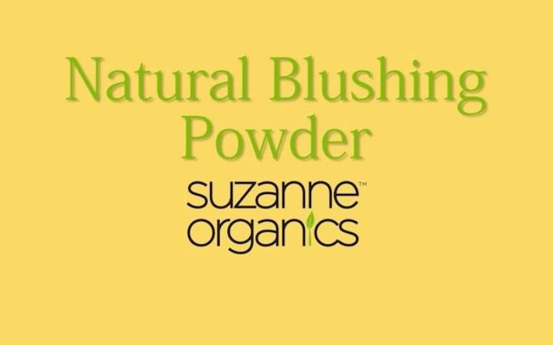 Natural Blushing Powder