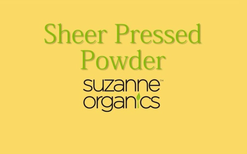 Sheer Pressed Powder