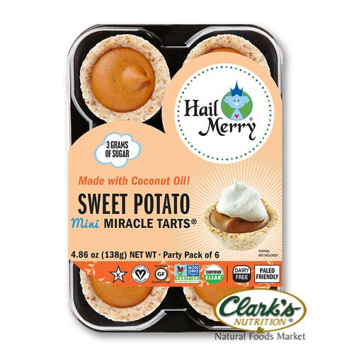 Hail Merry Miracle Tarts