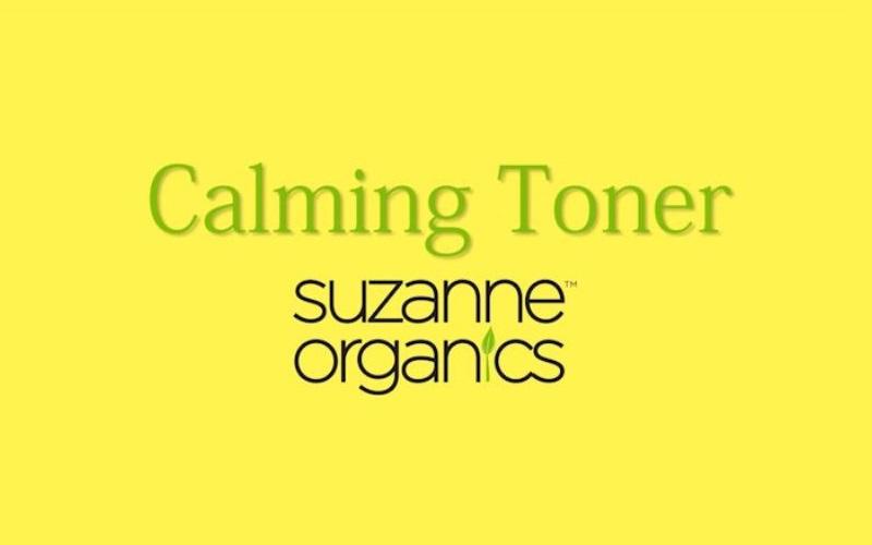 Calming Toner