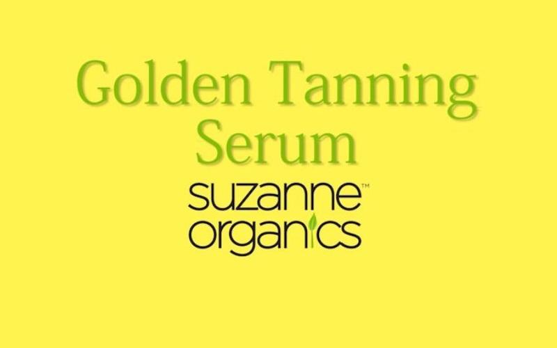 Golden Tanning Serum