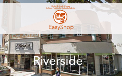 Shop our Riverside Store