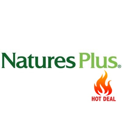 Nature's Plus on Hot Deal