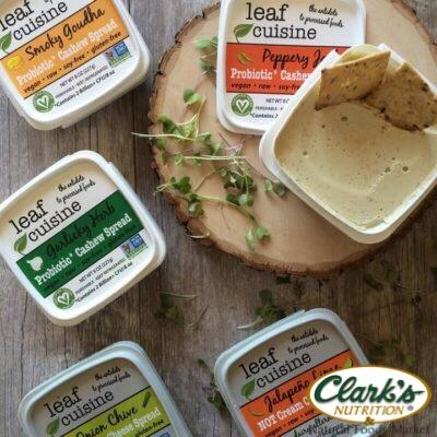 Leaf Cuisine Dairy-Free Spreads