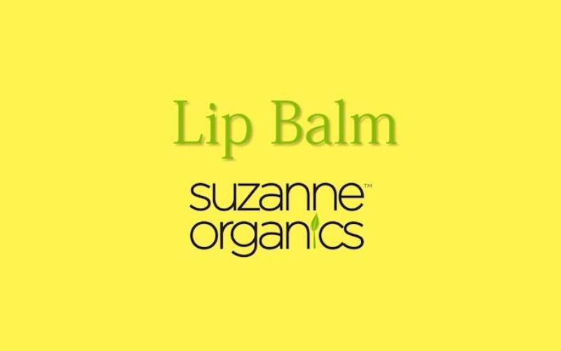 Wild Orange Vanilla Lip Balm