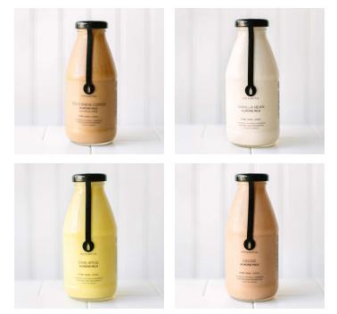Pop & Bottle Almond Milk