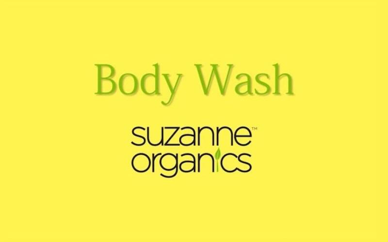 Wild Orange Vanilla Body Wash