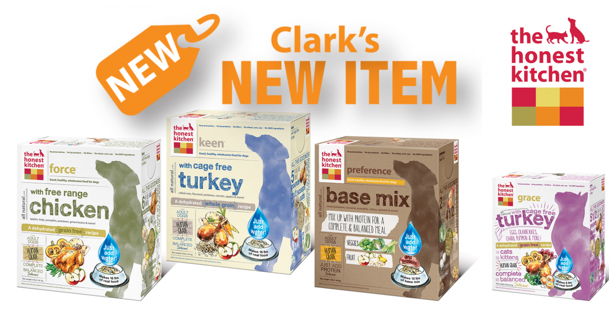 Clarks Nutrition And Natural Foods Markets The Honest Kitchen Dog