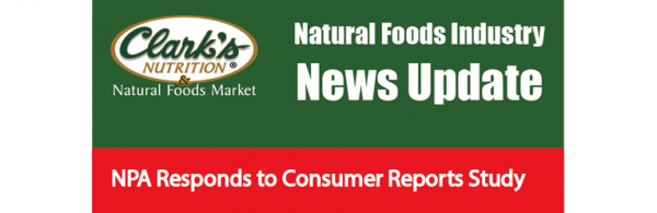 Natural Foods Industry  News Update