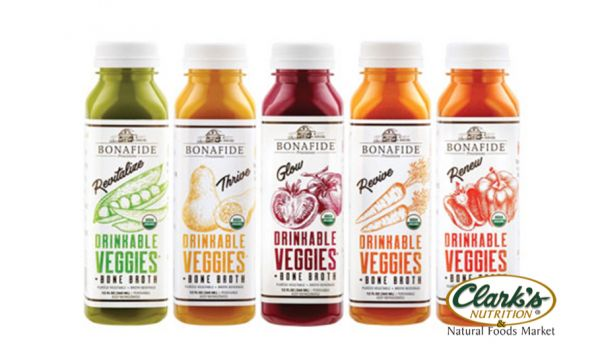Bonafide Drinkable Veggies