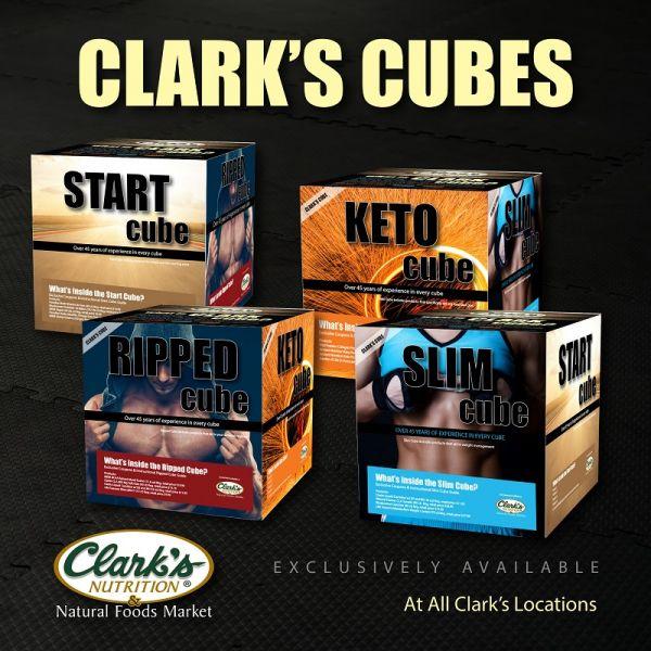 Clark's Cubes