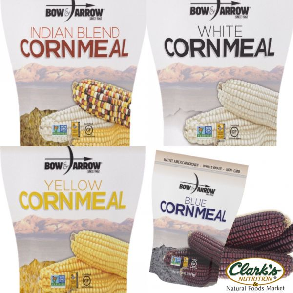 Bow & Arrow Cornmeals