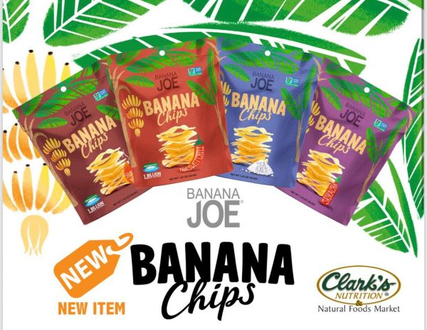 Banana Joe Banana Chips