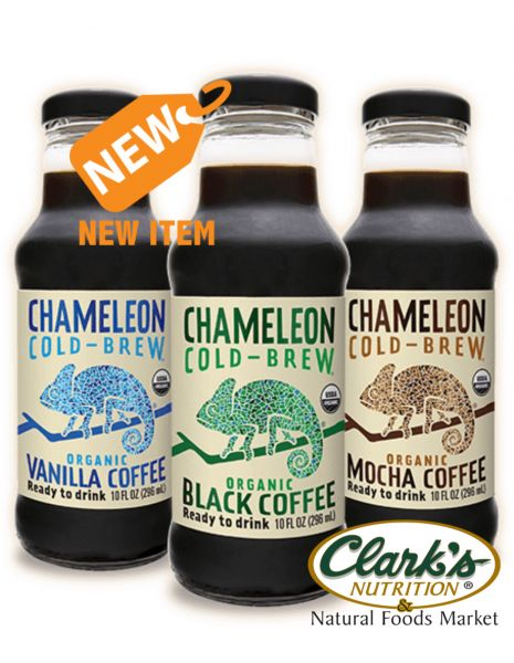 Chameleon Cold Brew Drinks