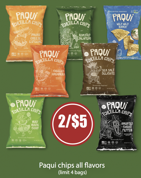 Paqui Chips on Hot Deal
