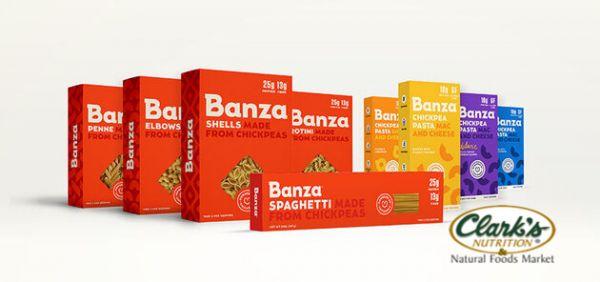 Banza Chickpea Pastas