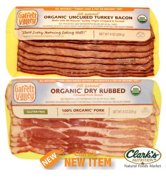 Garrett Valley Organic Meats
