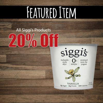 Siggi's Products