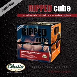 RIPPED Cube