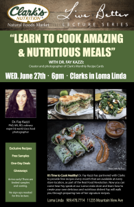 Learn To Cook Amazing & Nutritious Meals with Dr. Fay Kazzi