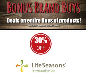 Life Seasons Supplements