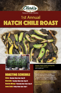 1st Annual HATCH Chile Roast