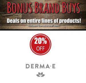 Derma E Skin Care Products
